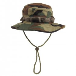Us Bush hat woodland