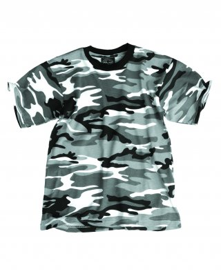 City camo t-shirt barn