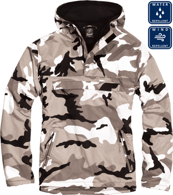 Windbreaker brandit city camo